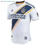 Maillot Los Angeles Galaxy Domicile 2017 2018 Blanc