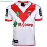 Maillot Rugby St. George Illawarra Dragons NRL Domicile 2016 2017
