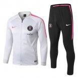 Survetement Paris Saint Germain 2018 2019 Gris Clair