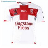 Maillot Rugby Angleterre RLWC Domicile 2017 2018 Blanc