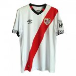 Maillot Rayo Vallecano Domicile 2020 2021 Blanc Rouge