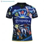 Maillot Rugby Cowboys 2016 Bleu