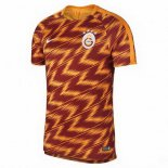 Maillot Galatasaray SK Pre Match 2018 2019 Orange