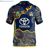 Maillot Rugby North Queensland Cowboys Domicile 2016 2017