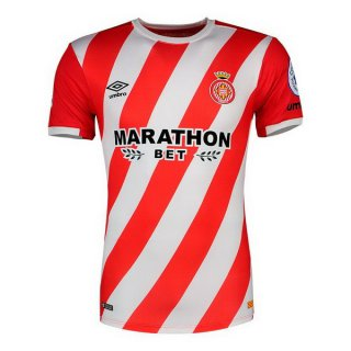 Maillot Girona Domicile 2018 2019 Rouge