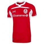 Maillot Deportivo Toluca Domicile 2018 2019 Rouge
