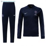 Survetement Paris Saint Germain 2018 2019 Bleu Marine